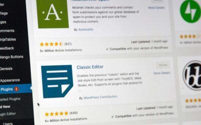 Kwetsbaarheden vermijden in WordPress plugins